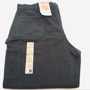 Carhartt Loose Fit Duck Carpenter Jeans Dungarees